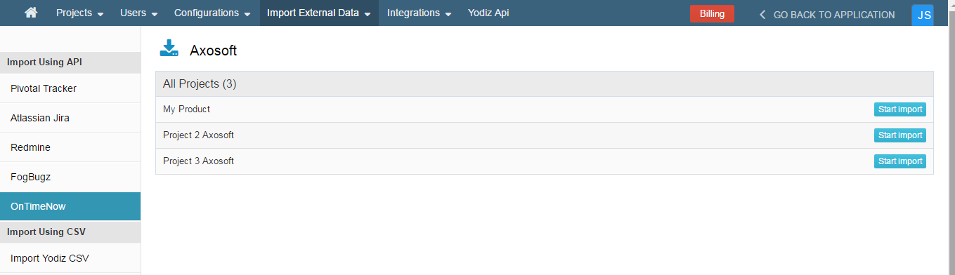 axosoft-project-list