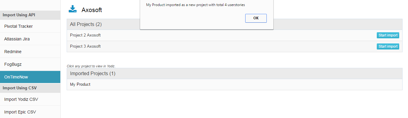project-imported