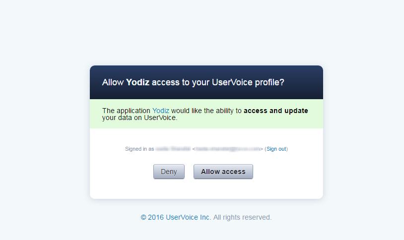 uservoice-allow-access-in-yodiz