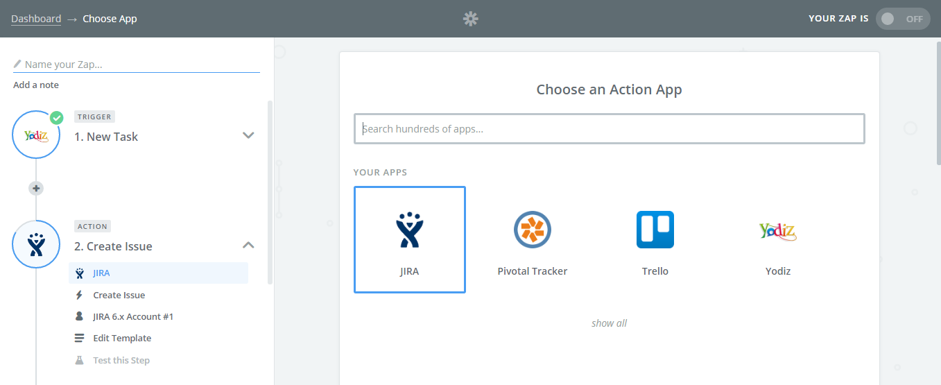 Choose-an-Action-App