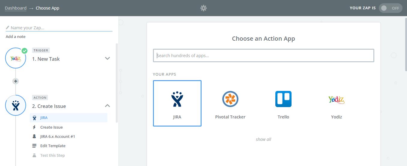 Choose-an-Action-App