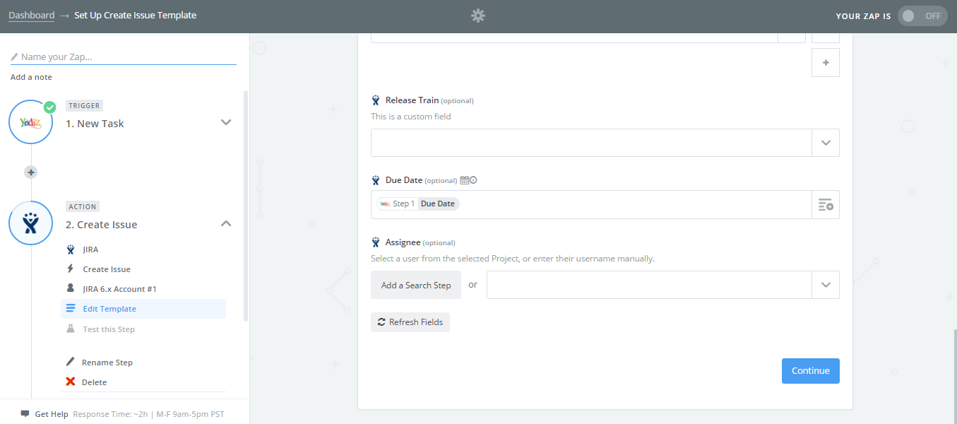 Setup-Jira-Issue-3