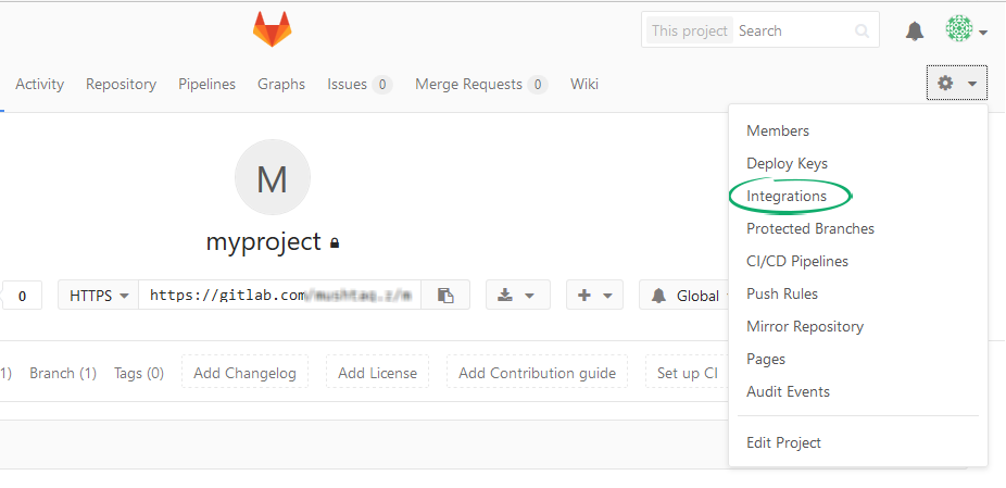 Gitlab-Integrations