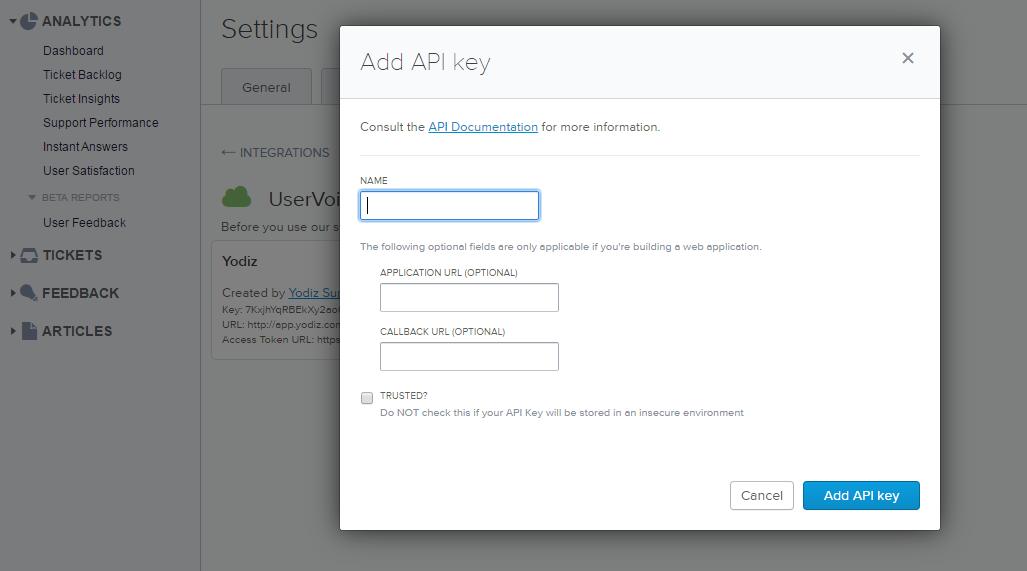 User-Voice-Add-API-key-Popup