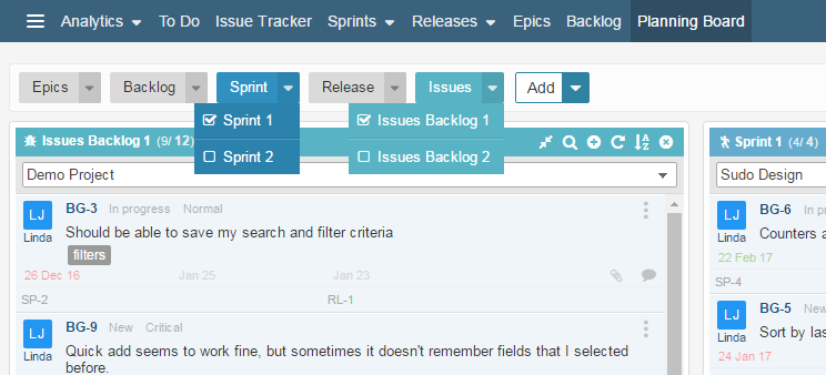 How-to-find-backlog-of-issues