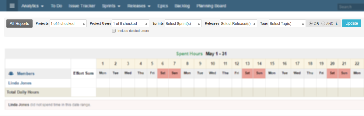 Select-Search-Criteria-in-Timesheet