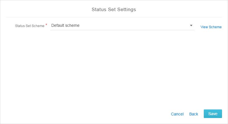 Status-Set-Settings