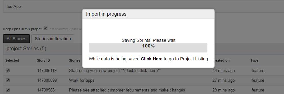 Import-ib-Progress