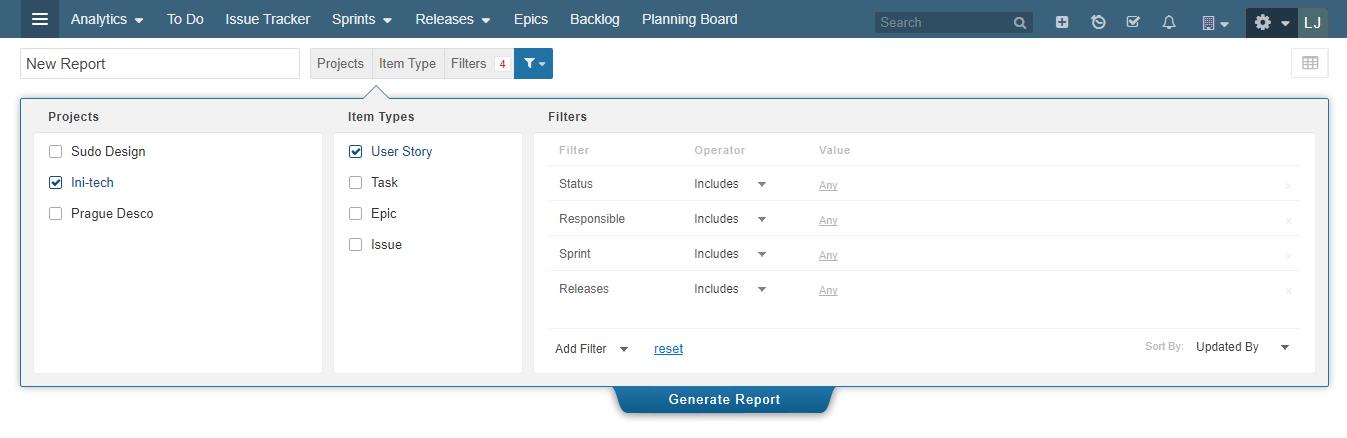 Select-Report-Criteria