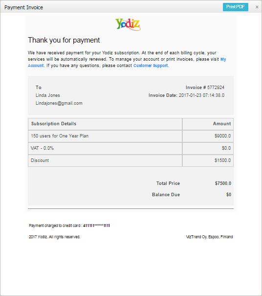 Yodiz-payment-Invoice