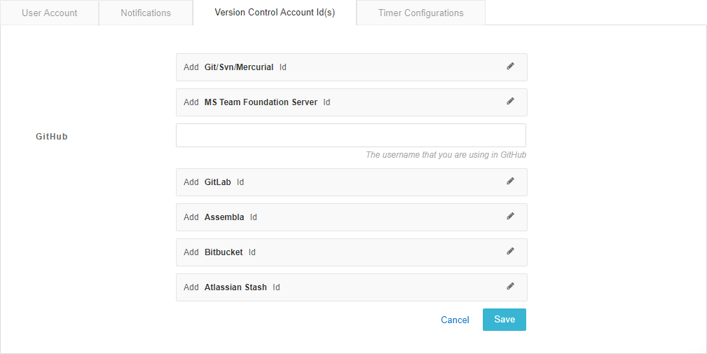 Version-Control-Accounts
