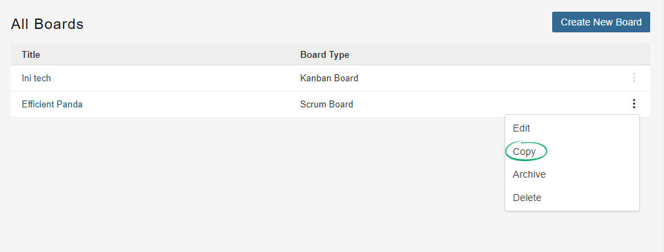 Copy-Board