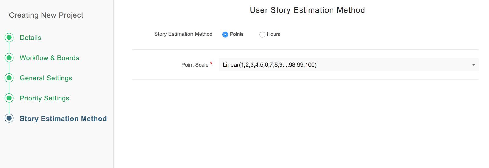 User-story-estimation-method