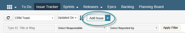 add issue